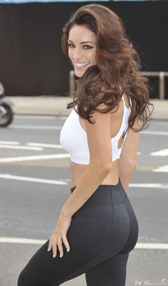 Kelly Brook Fitness