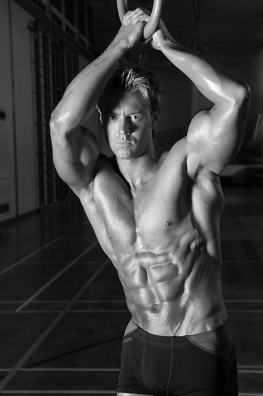 Rob Riches fitness model
