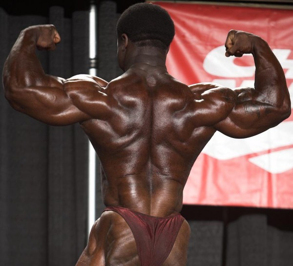 Michael Lockett bodybuilder