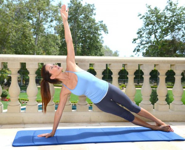 Brooke Burke Yoga