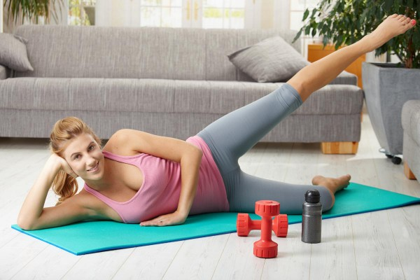 30 Minute Workout Plan for Home