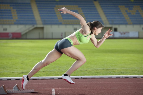 Sprint to lose Fat Faster