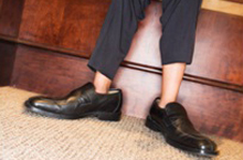 Top Ten Tips for Finding the Right Shoes for Healthy Feet