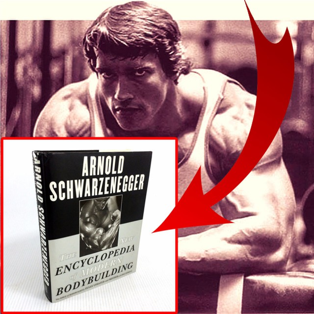 GET IT FREE – The Complete Encyclopedia of Body-Building by Arnold Schwarzenegger!