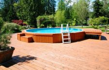 How to Maintain your Above Ground Swimming Pools?