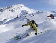 The Health Benefits Of a Day On The Slopes.