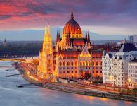THE TOP 5 SUMMER DESTINATIONS IN EUROPE