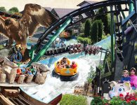 Germany`s thrilling water parks